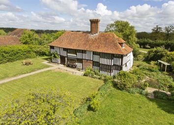 Thumbnail 7 bed detached house for sale in Pot Kiln Farm, High Halden, Ashford, Kent