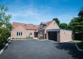 Thumbnail 4 bedroom detached house for sale in Havers Lane, Bishop's Stortford