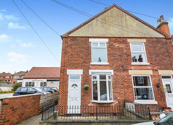 3 bed semi-detached house for sale in James Street, Midway, Swadlincote, Derbyshire DE11