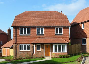 Thumbnail 4 bed detached house for sale in The Tattenham At Clayshaw Place, Off Summerfold, Church Street, Rudgwick, West Sussex