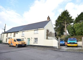 Thumbnail 4 bed semi-detached house for sale in Bridgerule, Holsworthy