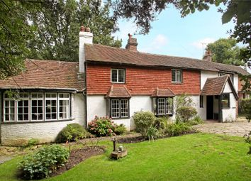 Thumbnail 3 bed detached house for sale in Birtley Green, Bramley, Guildford, Surrey