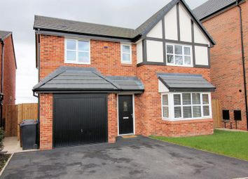 4 bed detached house for sale in Farm Crescent, Radcliffe, Manchester M26