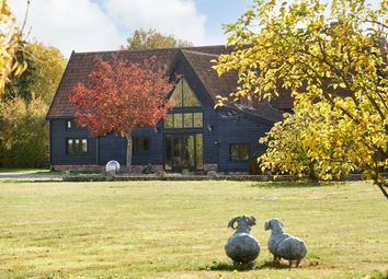 Thumbnail 4 bed barn conversion for sale in Flaxman Close, Low Road, Alburgh, Harleston