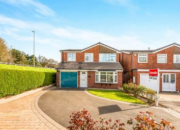 Thumbnail 5 bed detached house for sale in Kean Close, Lichfield