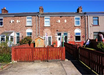 Thumbnail 3 bedroom terraced house for sale in Oswald Street, South Shields