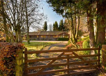 Thumbnail 5 bed detached bungalow for sale in Howwood, Rumbling Bridge, Kinross