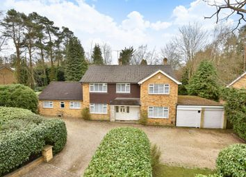 Thumbnail 6 bed detached house for sale in Prior Road, Camberley