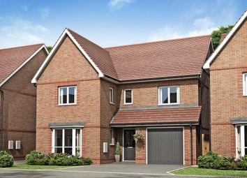 "Thumbnail 4 bedroom detached house for sale in ""Drummond"" at Hyde End Road, Spencers Wood, Reading"