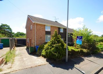 Thumbnail 3 bed semi-detached house for sale in Cotes Avenue, Lower Parkstone, Poole