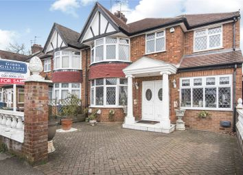Thumbnail 4 Bed Semi Detached House For Sale In George V Avenue Pinner