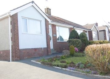 Thumbnail 3 bedroom semi-detached bungalow to rent in Yewdale Avenue, Barrow-In-Furness