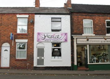 Thumbnail 2 bed terraced house for sale in 141 Market Street, Crewe