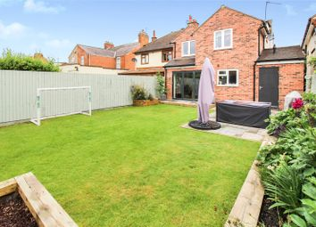 Thumbnail 4 bed semi-detached house for sale in Bruxby Street, Syston, Leicestershire