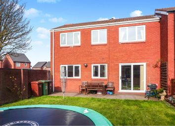 Thumbnail 3 bed semi-detached house for sale in Woodbridge Close, Walsall