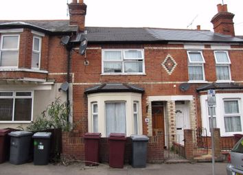 Thumbnail 3 bedroom terraced house to rent in Rutland Road, Reading