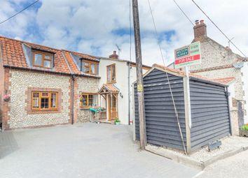 Thumbnail 3 bed detached house for sale in Raynham Road, Hempton, Fakenham