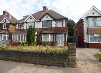 Thumbnail 3 bed semi-detached house to rent in Stechford Lane, Hodge Hill, Birmingham
