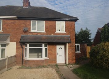 Thumbnail 3 bed semi-detached house to rent in Marian Crescent, Askern, Doncaster, South Yorkshire