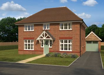 Thumbnail 4 bedroom detached house for sale in Nine Mile Ride Extension, Arborfield