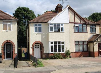 Thumbnail 3 bed semi-detached house for sale in Eutace Road, Ipswich