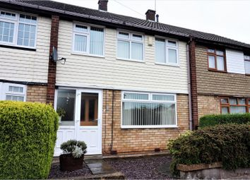Thumbnail 3 bed terraced house for sale in Marystow Close, Coventry
