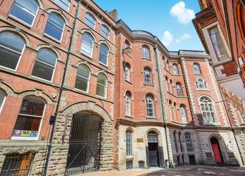 Thumbnail 1 bed flat for sale in The Establishment, Broadway, The Lace Market, Nottingham