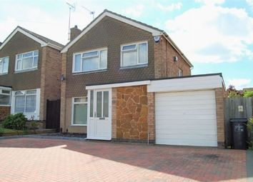 Thumbnail 3 bed detached house for sale in Landcross Drive, Abington Vale, Northampton