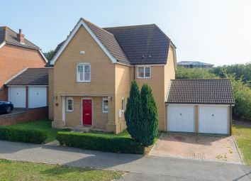Thumbnail 5 bed detached house for sale in Speedwell Road, Mariners View, Whitstable