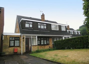 Thumbnail 4 bed semi-detached house for sale in Dudley, Netherton, Trysull Way