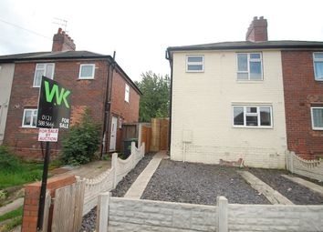 Thumbnail 2 bed semi-detached house for sale in Parkside Road, Halesowen