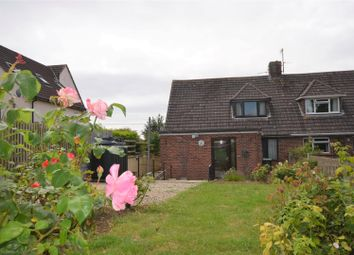 Thumbnail 3 bed semi-detached bungalow for sale in Hinton St. Mary, Sturminster Newton