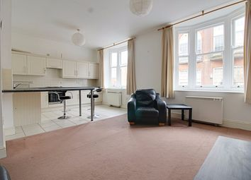Thumbnail 1 bed flat to rent in Regent Street, Rugby