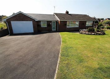 Thumbnail 2 bed detached bungalow for sale in Mount Way, Pontesbury, Shrewsbury