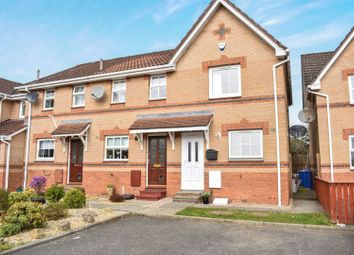 Thumbnail 2 bed end terrace house for sale in Butlers Place, Livingston
