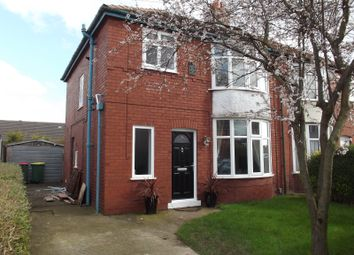 Thumbnail 3 bedroom semi-detached house to rent in Elm Avenue, Ashton-On-Ribble, Preston