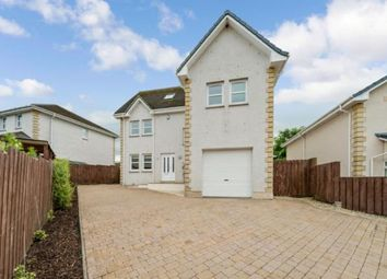 Thumbnail 5 bed detached house for sale in Old School Place, Law, Carluke, South Lanarkshire