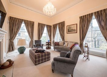 Thumbnail 3 bedroom flat to rent in Palmerston Place, Edinburgh