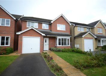 Thumbnail 3 bed detached house for sale in Hazlewood Drive, Mytchett, Camberley