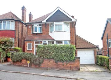Thumbnail 3 bed detached house for sale in Castleton Avenue, Arnold, Nottingham