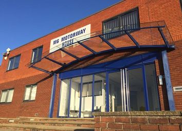 Thumbnail Office to let in Motorway House, Charter Way, Macclesfield