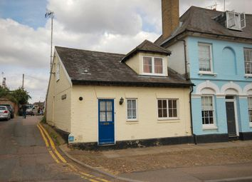 Thumbnail 3 bed end terrace house to rent in High Street, Linton, Cambridge