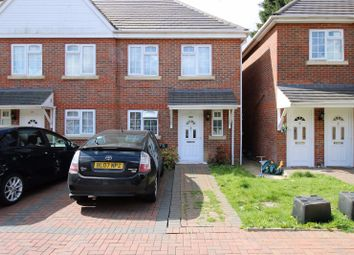 Thumbnail 3 bed semi-detached house for sale in Canham Gardens, Whitton, Hounslow