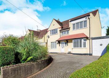 Thumbnail 3 bed detached house for sale in Broadstone Avenue, Walsall, West Midlands
