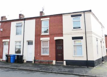 Thumbnail 2 bedroom terraced house for sale in Belmont Street, Heaton Norris, Stockport