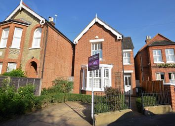 Thumbnail 4 bed detached house for sale in The Crescent, Weybridge