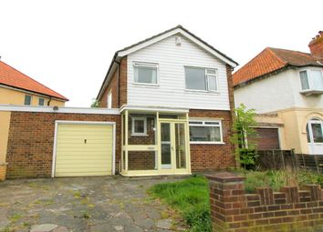 Thumbnail 3 bed detached house for sale in Ash Road, Sutton
