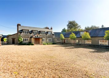 Thumbnail 6 bed detached house for sale in Bourton, Swindon, Oxfordshire