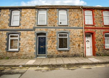 Thumbnail 3 bed terraced house for sale in Mount Pleasant Road, Ebbw Vale, Blaenau Gwent