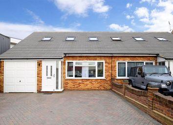 Thumbnail 4 bed semi-detached house for sale in Frederick Road, Rainham, Essex